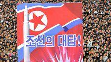 Ost-Küste: Nordkorea verlagert Militärflugzeuge