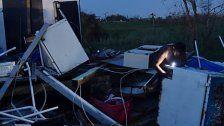 """Hurrikan """"Maria"""" nimmt Kurs aufUS-Ostküste"""