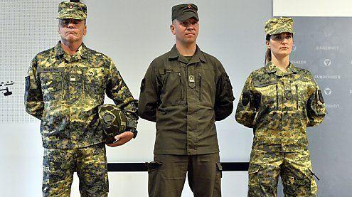 Flecken auf der Uniform: Bundesheer in neuen Kleidern