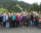 Tolle Kässpätzlepartie des Pensionistenverbandes Dornbirn