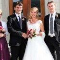 Hochzeit von Nicole Mathies und Bertram Graß