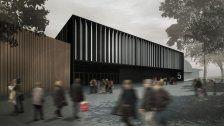 Messe Dornbirn: So wird die neue Halle 5 aussehen