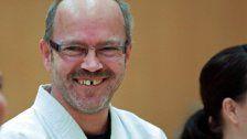 Karate-Familie trauert um Gründer Harald Ellensohn