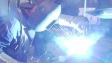 Lohnverhandlungender Metaller starten