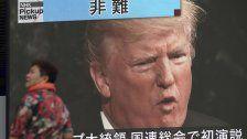 Bringt Trump Nordkorea noch zum Einlenken?