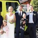 Hochzeit von Angela Salzgeber und Christian Vonier