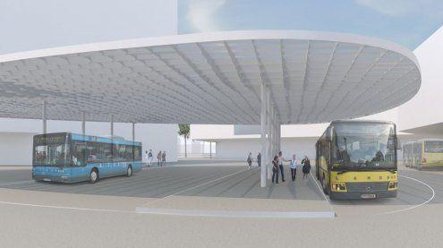 ÖPNV sorgt für späten Baustart beim Seequartier Bregenz