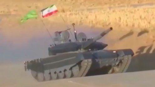 Iran mit Militärmanöver: Lage vor Kurden-Referendum spitzt sich zu