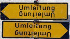 Dornbirn/Lauterach: Verkehrsbehinderungen