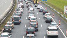60 Prozent fahren mit dem Auto zur Arbeit