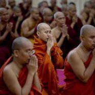 """Hass in Buddhas Namen - Wirathu als """"Gesicht des Terrors"""" in Myanmar"""