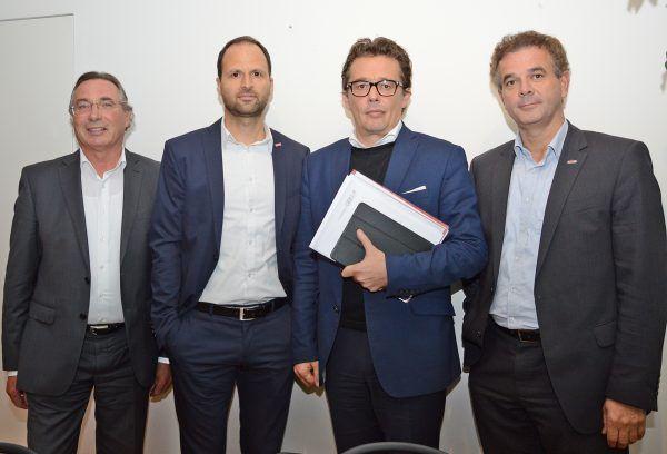 Neues Direktorium für die Wirtschaftskammer Vorarlberg