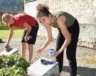 Schulprojekt am Soldatenfriedhof