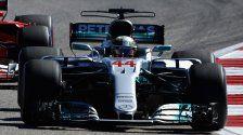 Hamilton nach Sieg in den USA weiter auf WM-Kurs