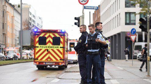 Messer-Attacke in München: Täter hat psychische Probleme