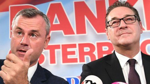 Kommt jetzt Schwarz-Blau? FPÖ besteht auf Innenministerium