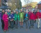 Rad-Team per pedales: Wandern von Balderschwang nach Sibratsgfäll