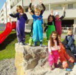 Neuer Kinder-Garten in Witzke
