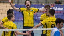 VC Wolfurt feiert im Westderby einen Sieg