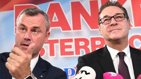 """""""Optionen sind eingeschränkt"""" – Hofer: Nur mit der ÖVP realistisch"""