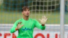 Nach Not-OP: Goalie außer Lebensgefahr