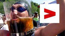 Die zehn besten Arten, ein Bier zu trinken